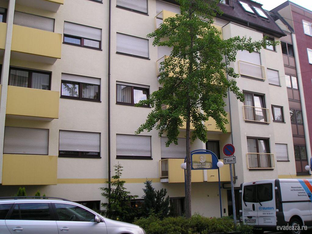 Rega Hotel Stuttgart   1