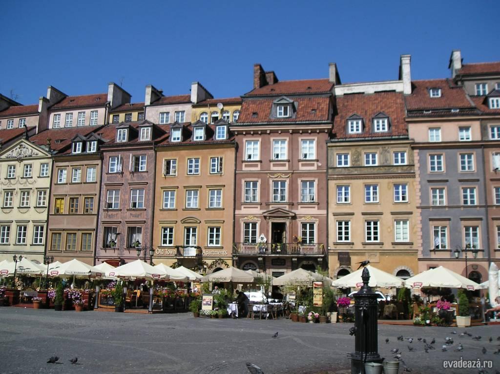 Plimbare prin Varsovia | 1