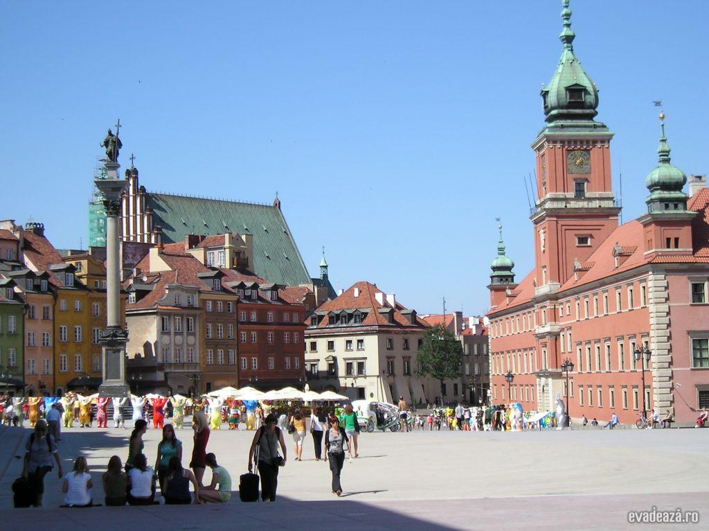 Plimbare prin Varsovia | 3