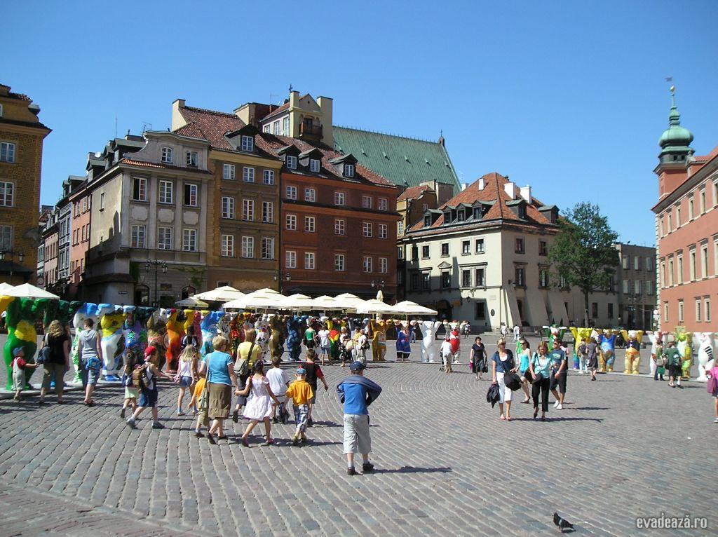 Plimbare prin Varsovia | 6