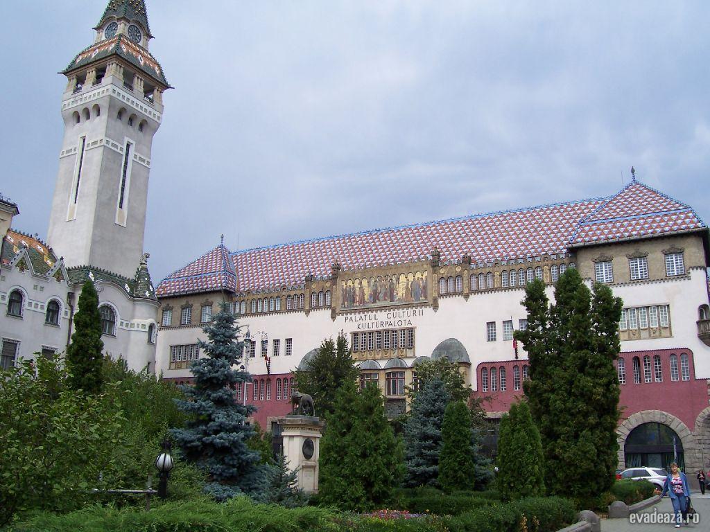 Palatul Culturii Targu Mures   1