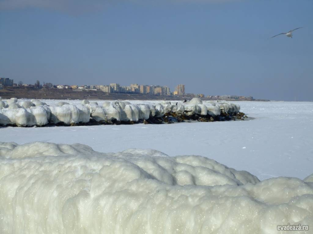 Marea Neagra iarna | 1
