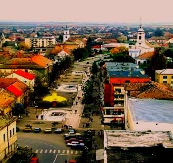 Centrul orasului