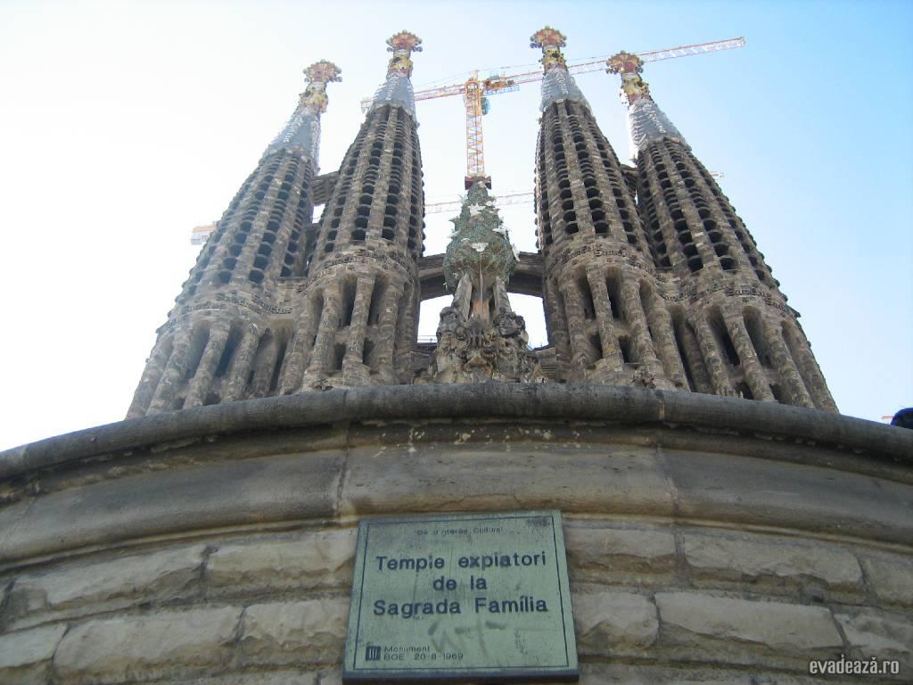 Catedrala Sagrada Familia | 1