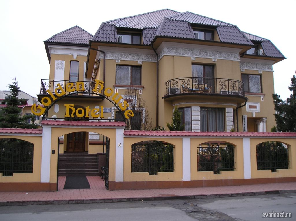 Golden House   1