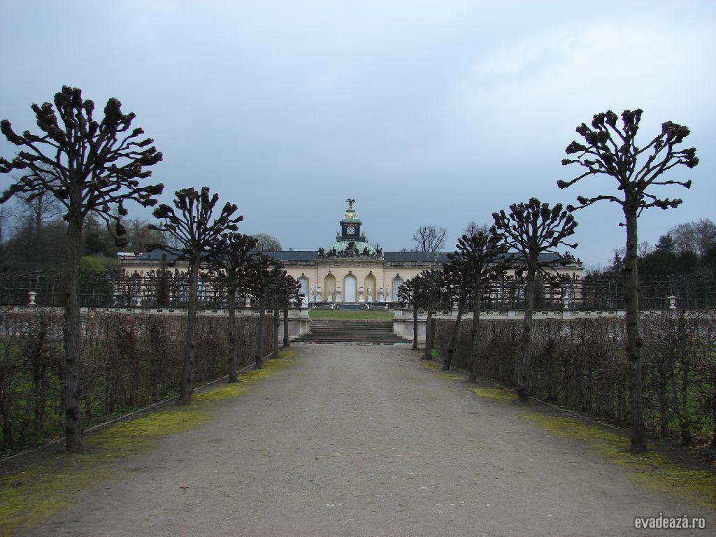 Sanssouci iarna   1