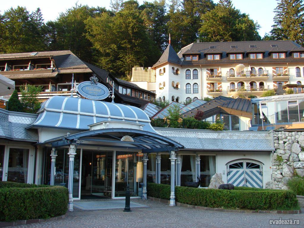 Hotel Ebners Waldhof am See | 1
