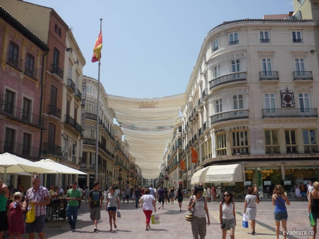 Ciudad Malaga, España, provincia Andalucia | 1