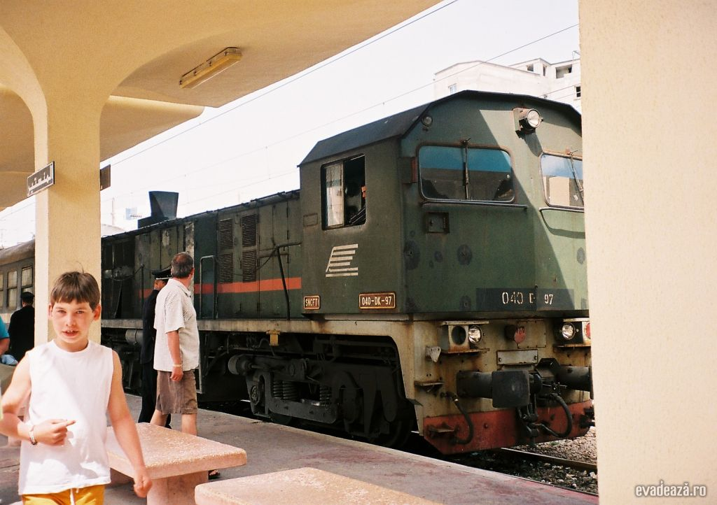 cu trenul spre capitala tarii | 1