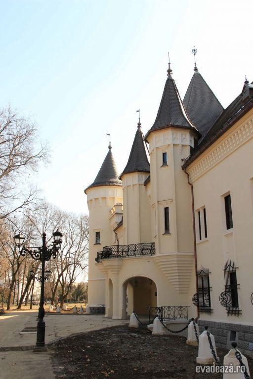 Castelul Karolyi din Carei  | 1