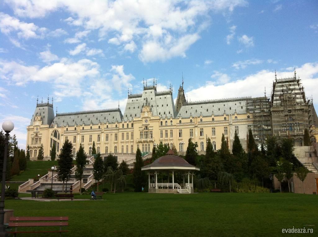 Palatul Culturii Iasi   1