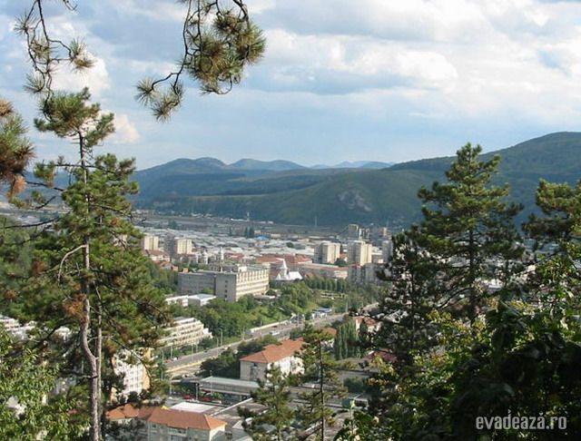 Vedere din Parcul Cozla