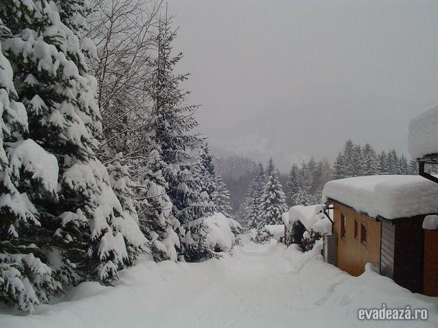 Iarna in Kleinzell