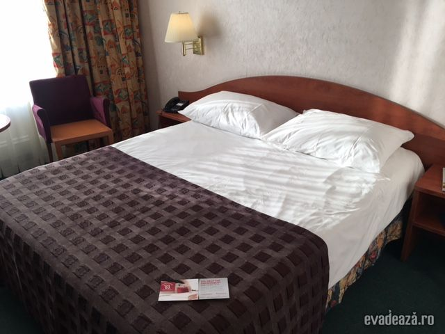 Hotel Ramada Parc - Bucuresti 2016 Noiembrie