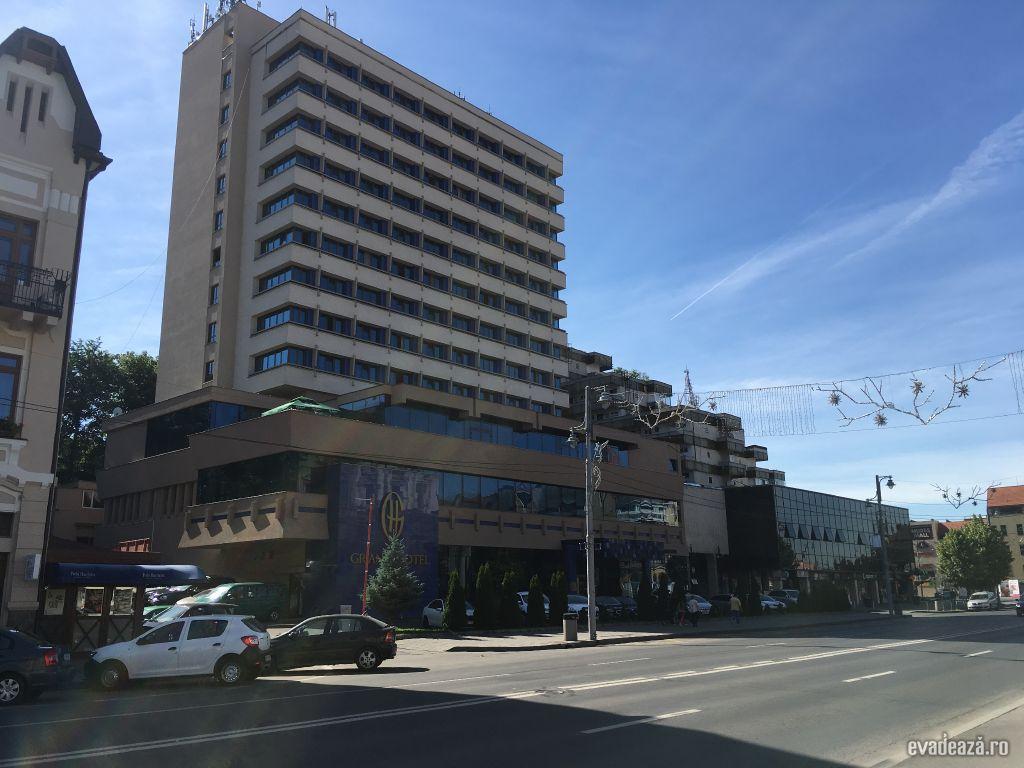 Grand Hotel, Targu Mures