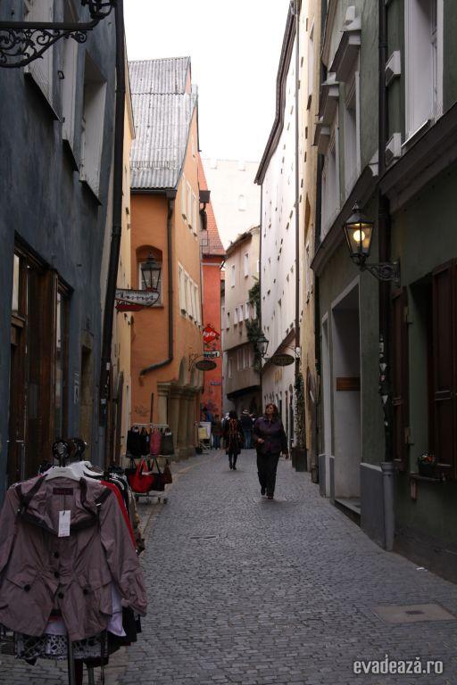 My trip  to Regensburg - Day 1   2
