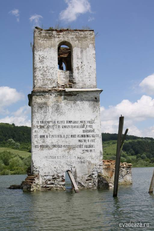 Bezid, satul scufundat de regimul comunist | 1