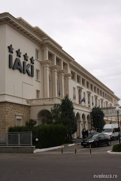 Hotel Iaki Mamaia - Hotelul lui Hagi | 1