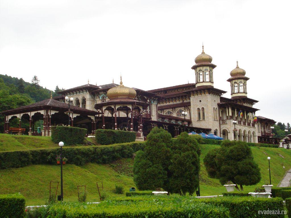 Manastirea Magura Ocnei  | 1