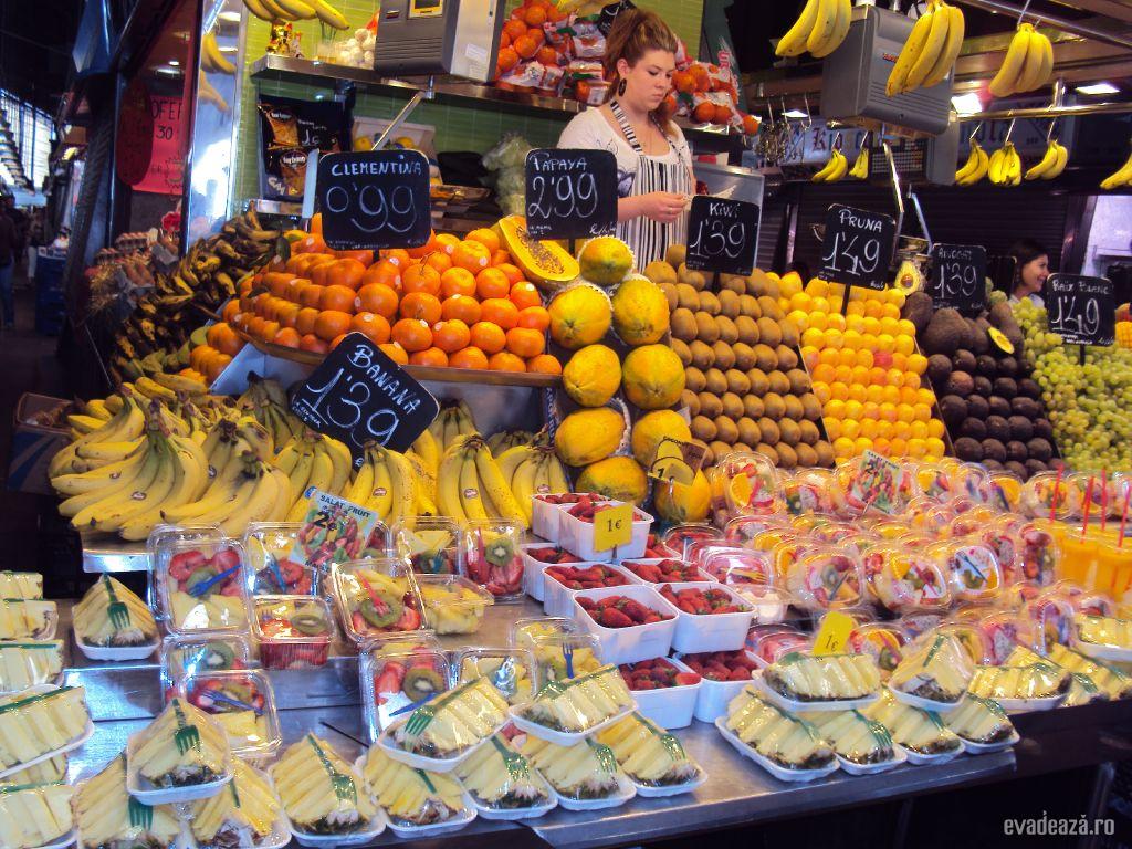 piata de fructe