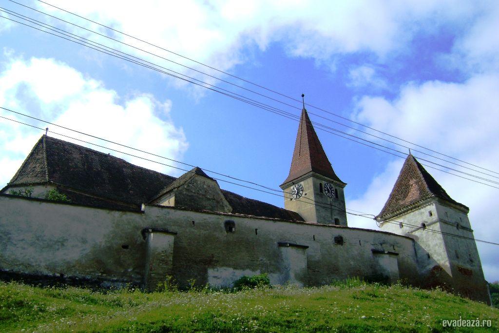 Biserica fortificata Biertan 1