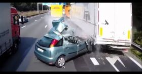 Horrible Accident In Belgium