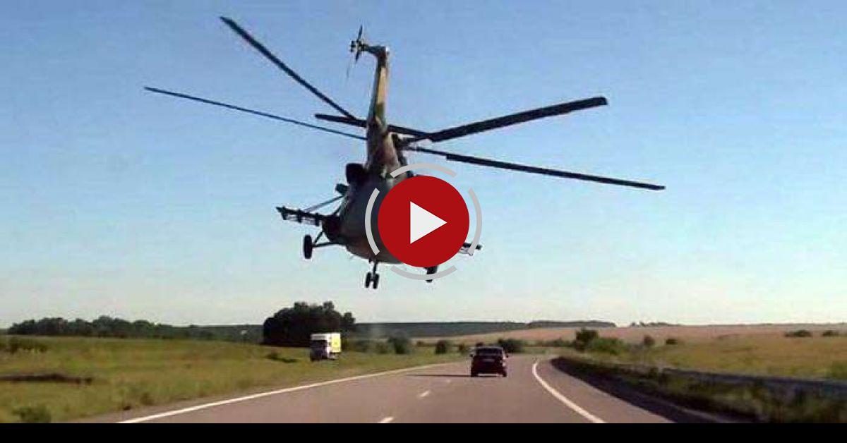 как сегодня сбили вертолет видео