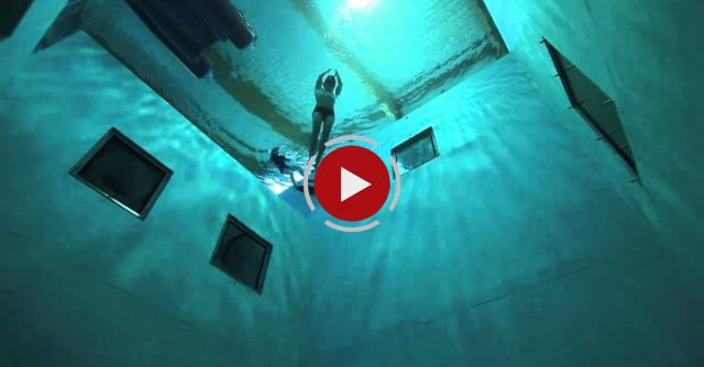 The Deepest Swimming Pool In The World