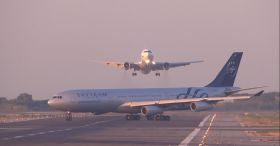 Near-miss Incident At Barcelona Airport