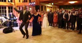 Epic Mother-Son Wedding Dance