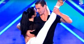 Italia's Got Talent Andrea E Silvia Bachata Dance