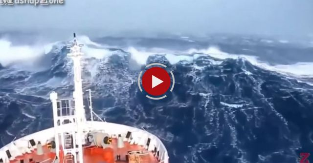Ships In Storms