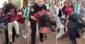 SAISD Police Officer Body Slams 12-Year-Old Middle School Girl On Concrete Floor