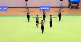 The Worlds Most Amazing Asian Synchronized Dancers