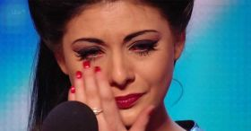 Britain's Got Talent S08E01 Lucy Kay Beautiful Opera Singer