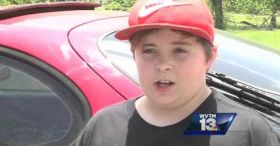 11-year-old Protects Talladega Home Against Intruder