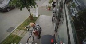 Grandma Steals A Bicycle