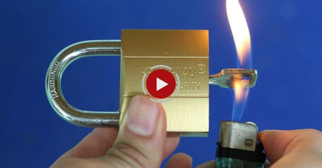 Learn To Open Any Lock With These Simple Tricks