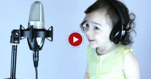 Dad covers a classic 1985 song - And when his daughter joins in . . . WOW!