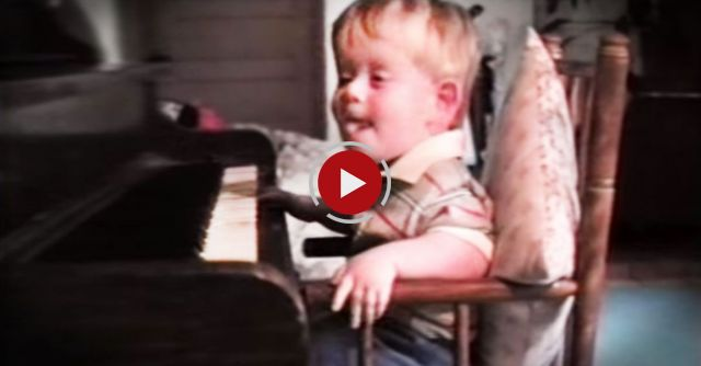 Born blind and crippled young man stuns with his musical gift from God and the love of his father
