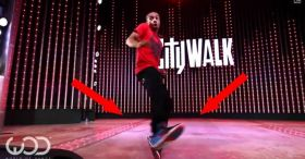The moves of this amazing dancer will keep you glued to the screen !