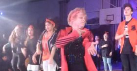 This 60-Year-Old Woman Has Dance Moves That Most People Don't Have In Their 20's