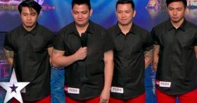 When these brothers arrived on stage, they did something that seemed impossible