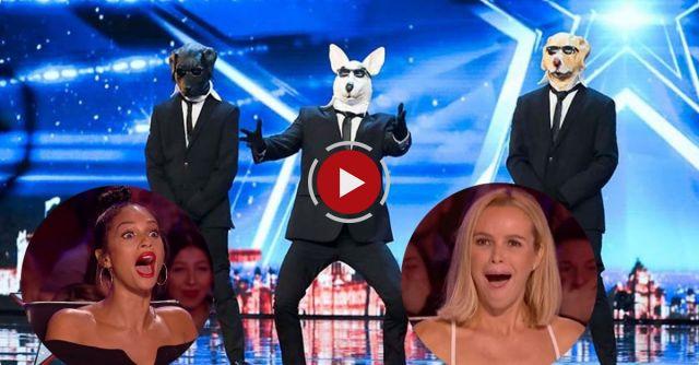 The BEST FUNNY Auditions Britan's Got Talent 2017
