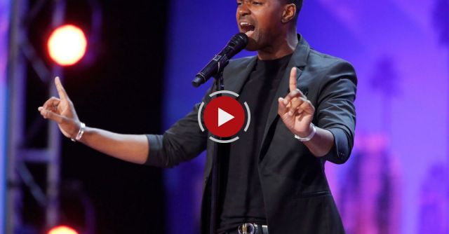 He Sang With N SYNC, But When He Flawlessly Belts Whitney Houston, Millions Are Floored