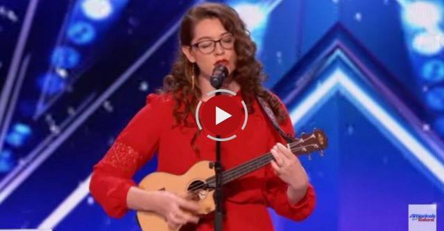 Deaf Woman Says She Must Remove Her Shoes To Sing, Then Simon Is Floored By Her Voice